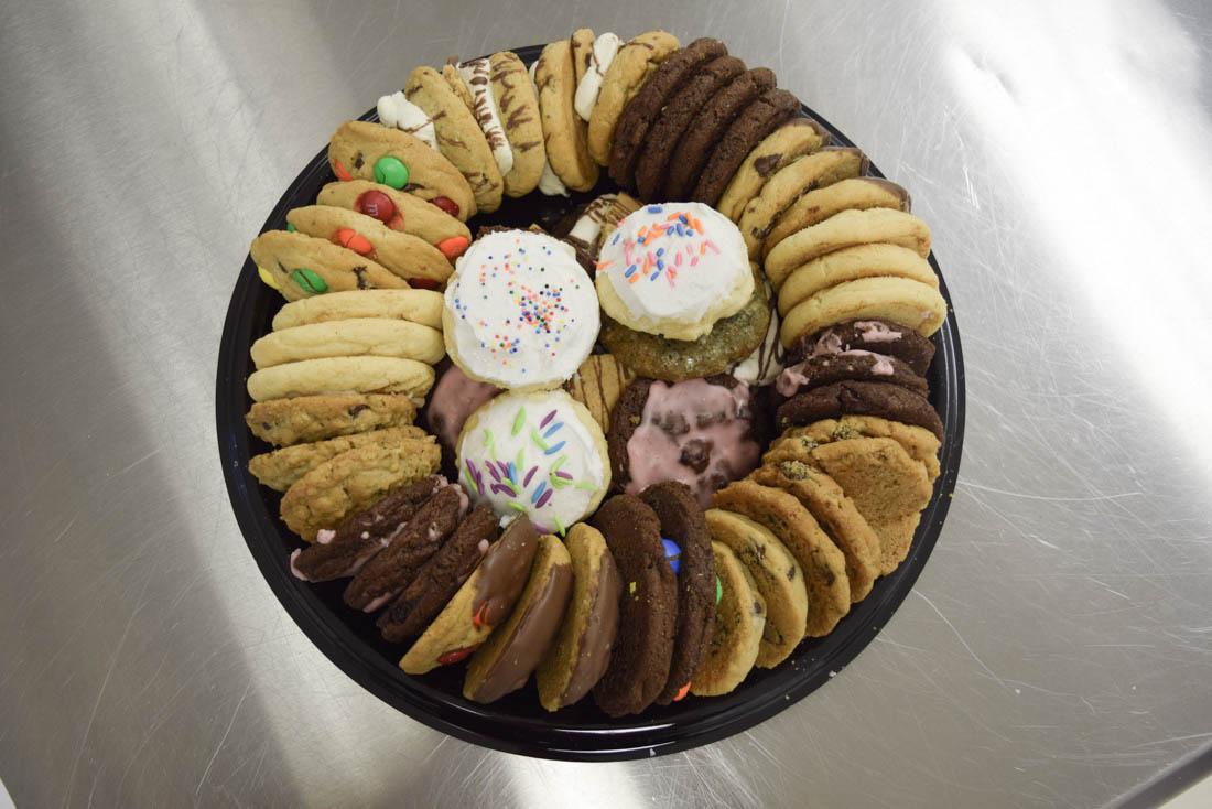 Celebration Desserts & Trays